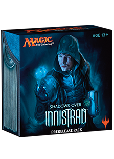 Prerelease Kit: Shadows over Innistrad