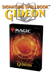 Box: Signature Spellbook: Gideon