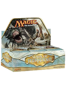 Box: Scars of Mirrodin