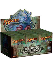 Tournament Sealed Box: Shadowmoor