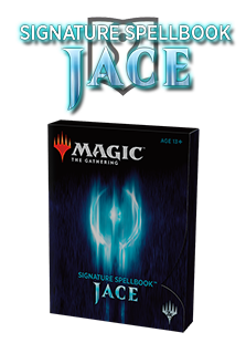 Box: Signature Spellbook: Jace