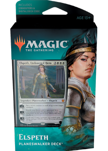 Planeswalker Deck - Elspeth, Undaunted Hero