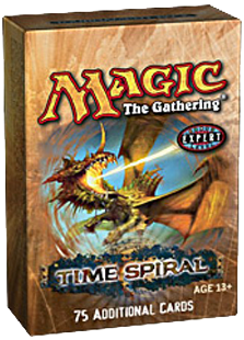 Tournament Pack: Time Spiral
