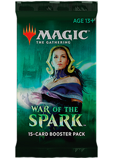 Booster: War of the Spark
