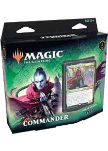Zendikar Commander: Sneak Attack
