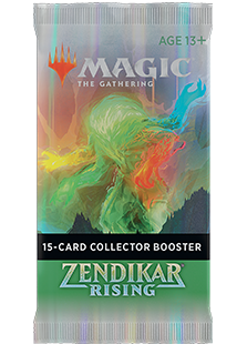 Collector Booster: Zendikar Rising
