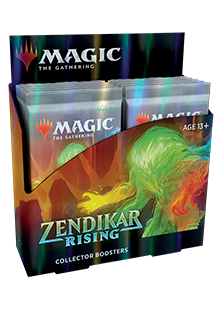 Collector Box: Zendikar Rising