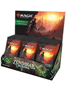 Set Box: Zendikar Rising
