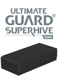 Ultimate Guard Superhive 550+ 2020 Exclusive