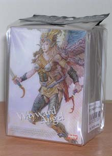 Japanese Limited Ed Deck Box - Wayward Angel