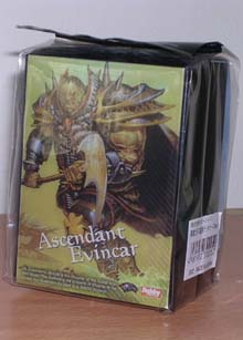 Japanese Limited Ed Deck Box - Ascendant Evincar