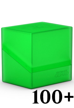 Ultimate Guard Boulder 100+ - Emerald