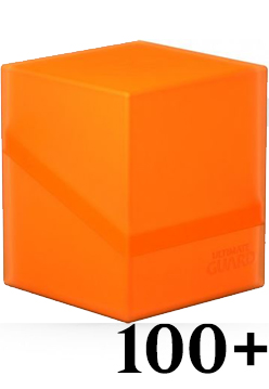 Ultimate Guard Boulder 100+ - Poppy Topaz