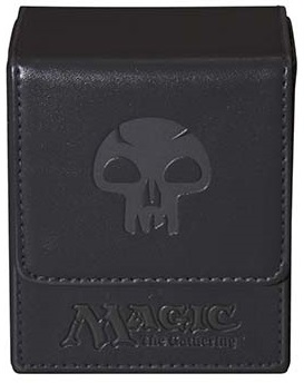 Ultra Pro Mana Flip Deck Box - Black
