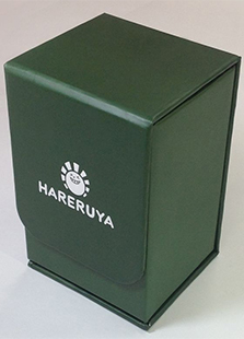 Hareruya Dex Protection Deck Box Green