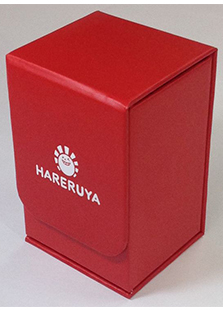 Hareruya Dex Protection Deck Box Red