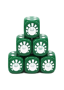 Hareruya Original Green Dice