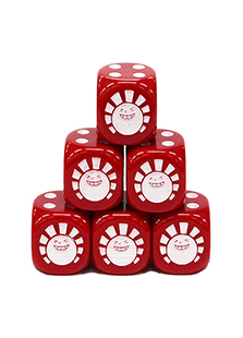 Hareruya Original Red Dice