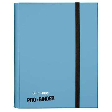 Ultra Pro ProBinder Light Blue