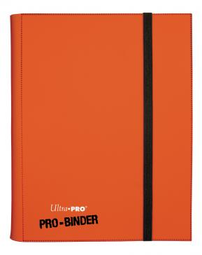 Ultra Pro ProBinder Orange