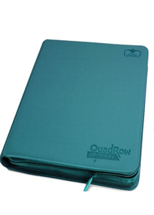 Ultimate Guard Quadrow Zipfolio Petrol