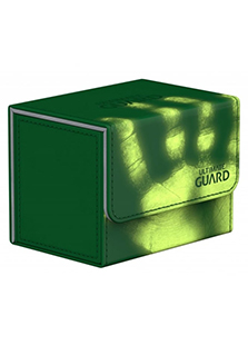 Ultimate Guard Sidewinder ChromiaSkin 100+ Green