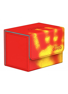 Ultimate Guard Sidewinder ChromiaSkin 100+ Red