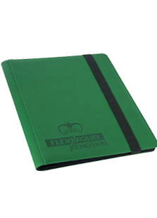 Ultimate Guard Flexxfolio Xenoskin Green