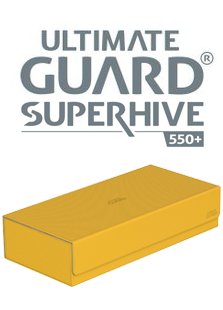 Ultimate Guard Superhive 550+ Amber