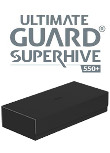 Ultimate Guard Superhive 550+ Black