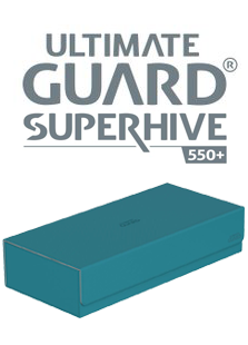 Ultimate Guard Superhive 550+ Petrol
