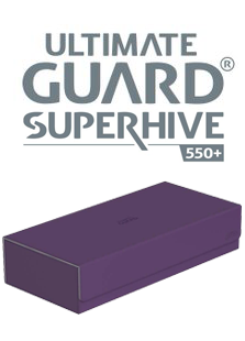 Ultimate Guard Superhive 550+ Purple