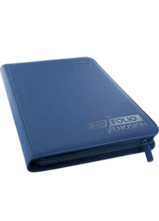 Ultimate Guard Zipfolio Xenoskin Blue