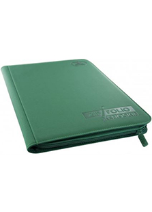 Ultimate Guard Zipfolio Xenoskin Green