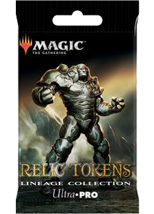 Ultra Pro Relic Token Lineage Collection