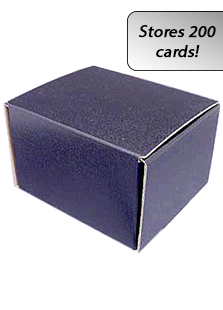 Yanoman 200 Card Storage Box