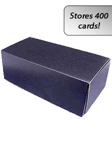 Yanoman 400 Card Storage Box