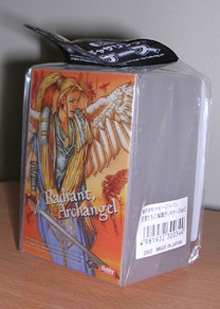 Japanese Limited Ed Deck Box - Radiant, Archangel