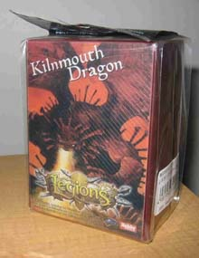 Japanese Limited Ed Deck Box - Kilnmouth Dragon