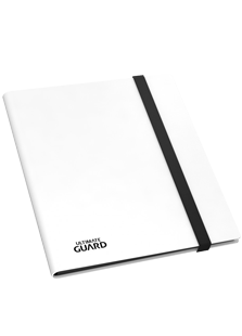 Ultimate Guard 4 Pocket Flexxfolio White