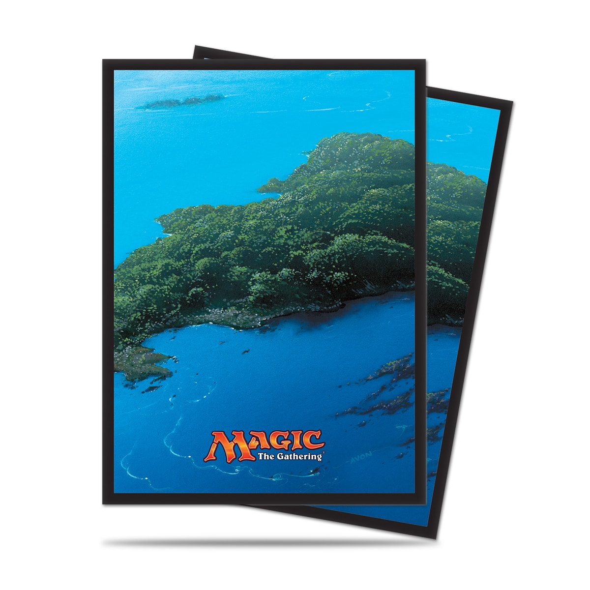 Ultra Pro Sleeves - Unhinged Island