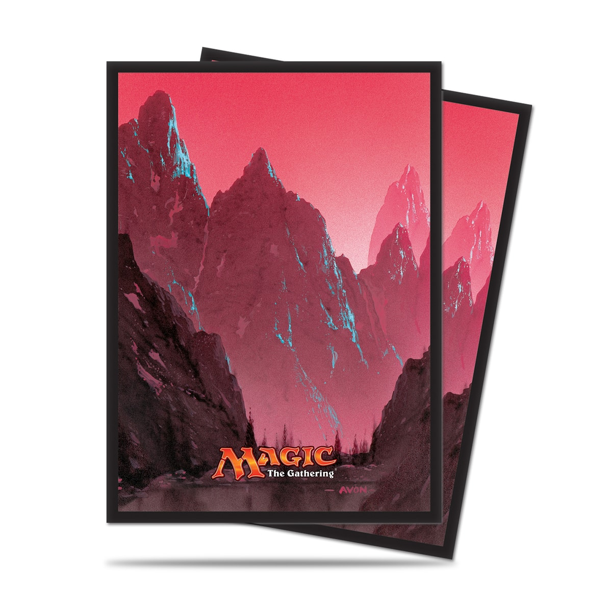Ultra Pro Sleeves - Unhinged Mountain