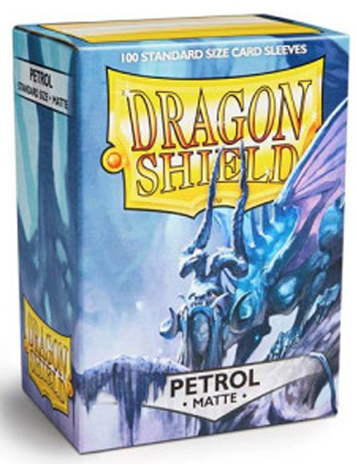 Arcane Tinmen Dragon Shield Matte Petrol