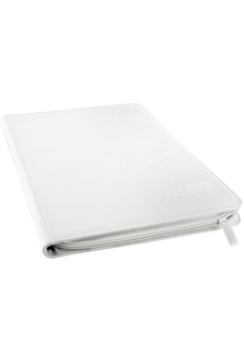Ultimate Guard Zipfolio Xenoskin White