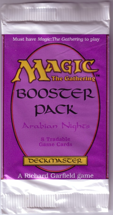 Booster: Arabian Nights