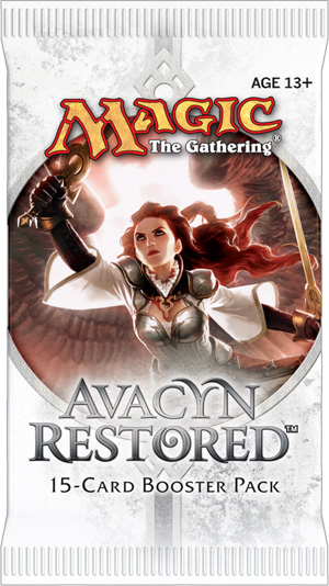 Booster: Avacyn Restored