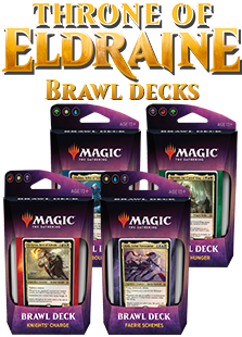 Brawl Deck - Set of 4