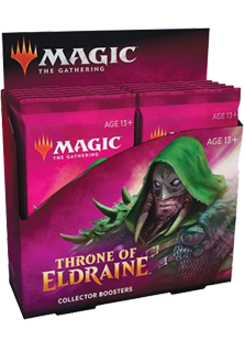 Collector Box: Throne of Eldraine