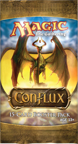 Booster: Conflux