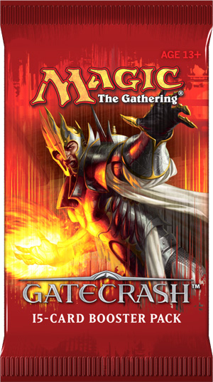 Booster: Gatecrash